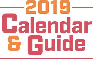 2019 Calendar & Guide
