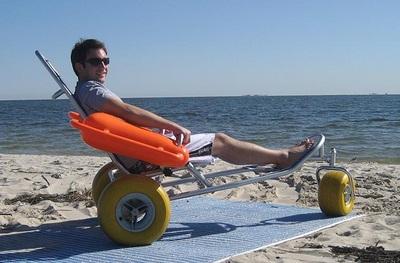 Beach Wheels & Ramps